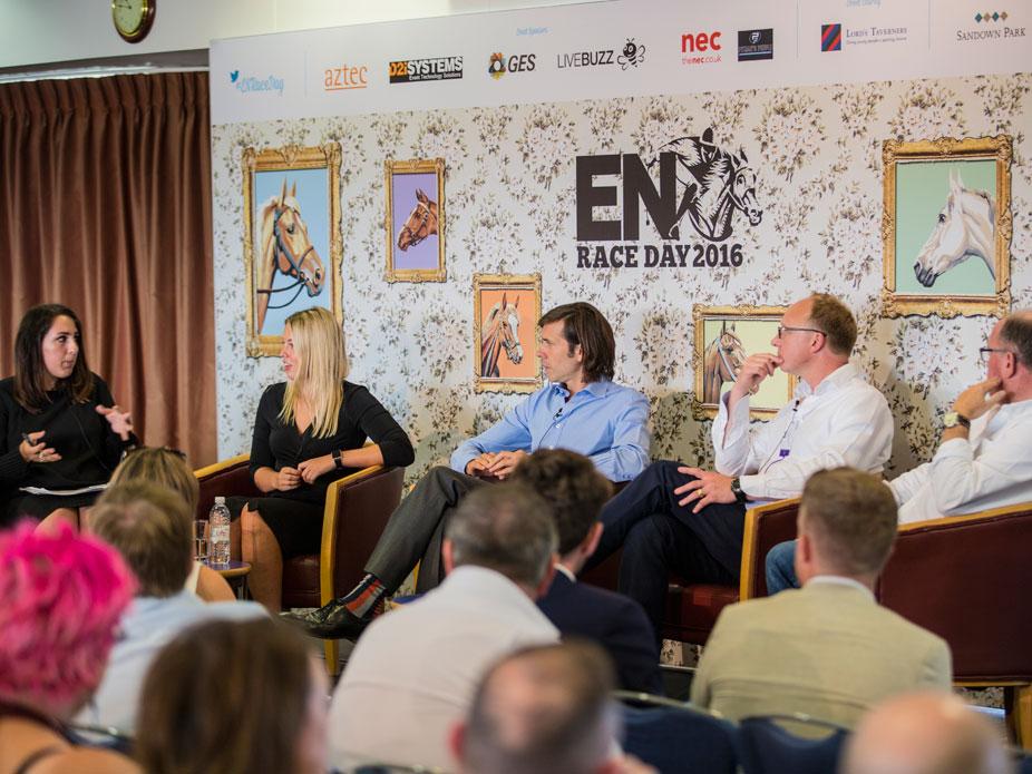 Last chance to attend EN Race Day 2018!