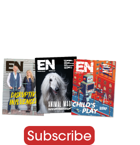 E N magazine covers