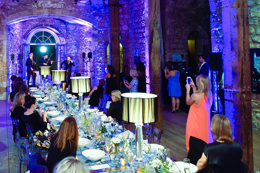 Tower of London gala dinner