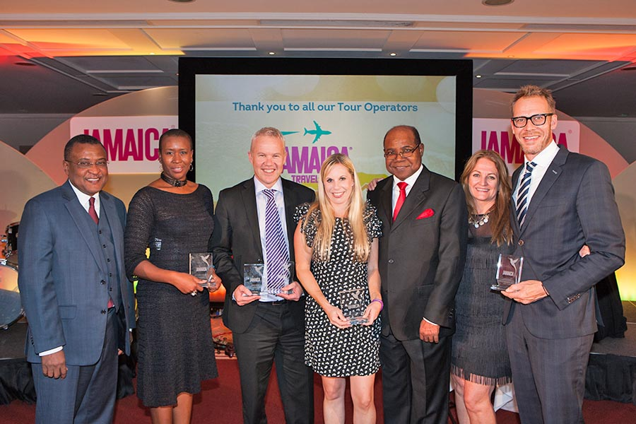 Jamaica Award Winners 2016
