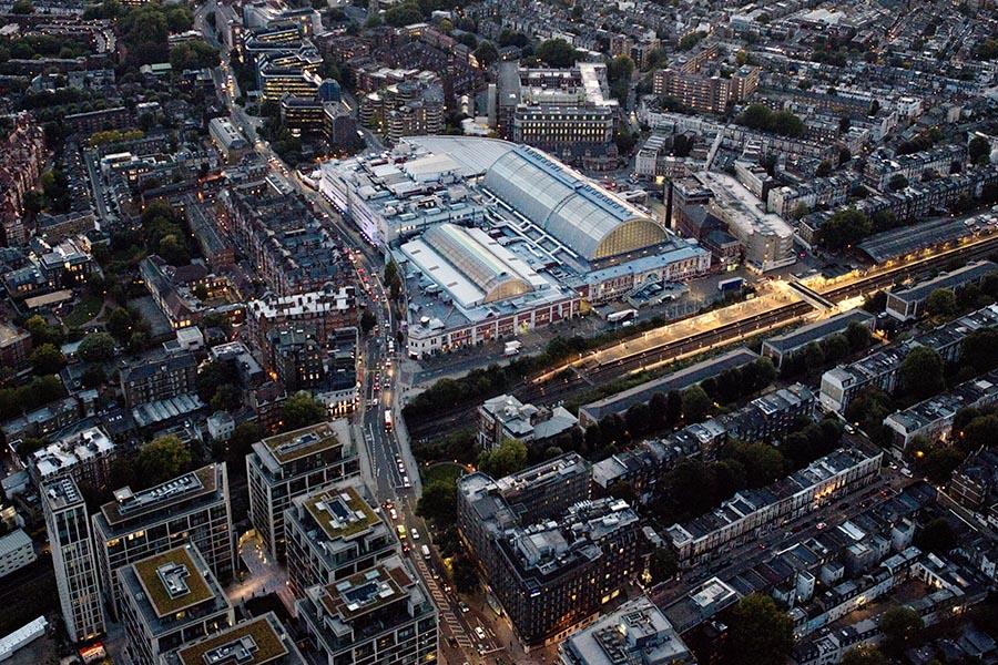 Olympia London. Credit Yoo Capital
