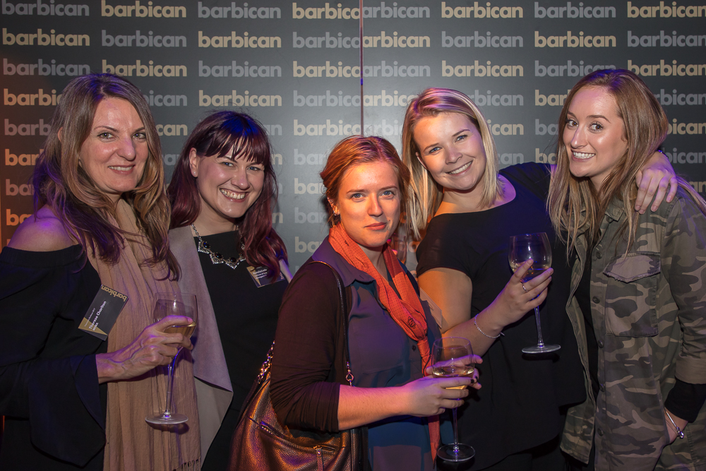 Buyers meet at Barbican showcase