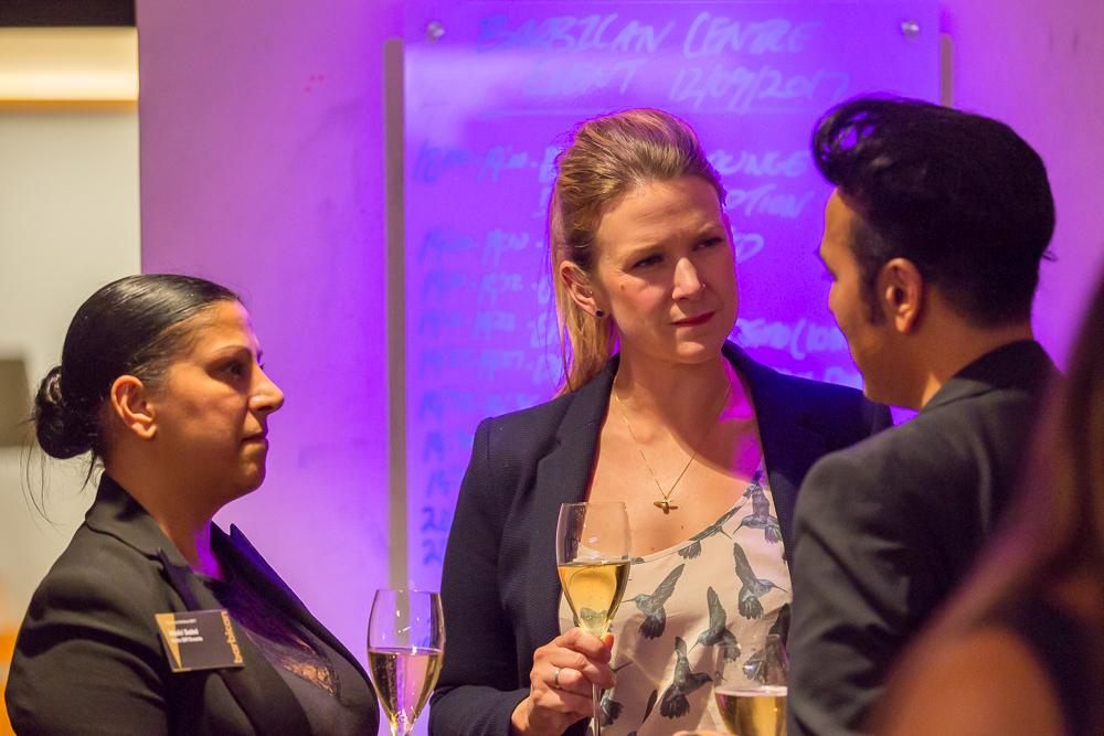 Buyers meet at Barbican showcase
