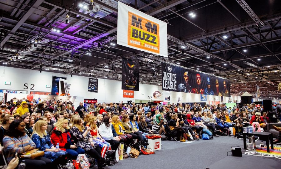 Mcm Expo Stands For : Mcm comic con london en