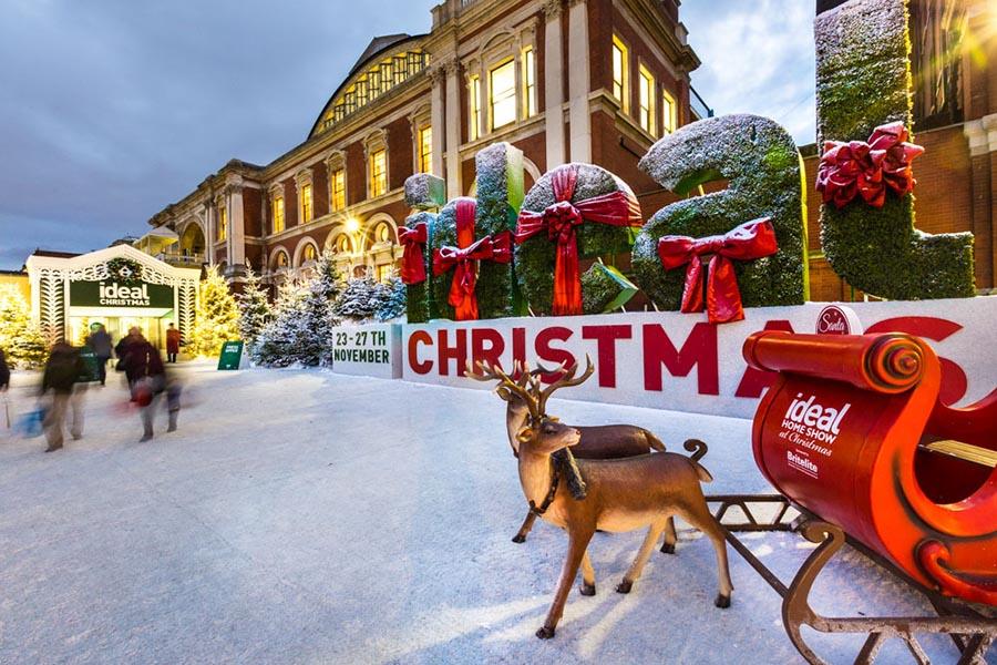 Ideal Home Show-Christmas2016