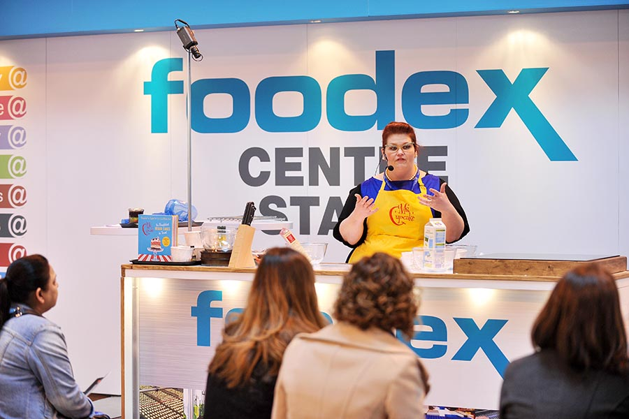 Foodex, an event by William Reed