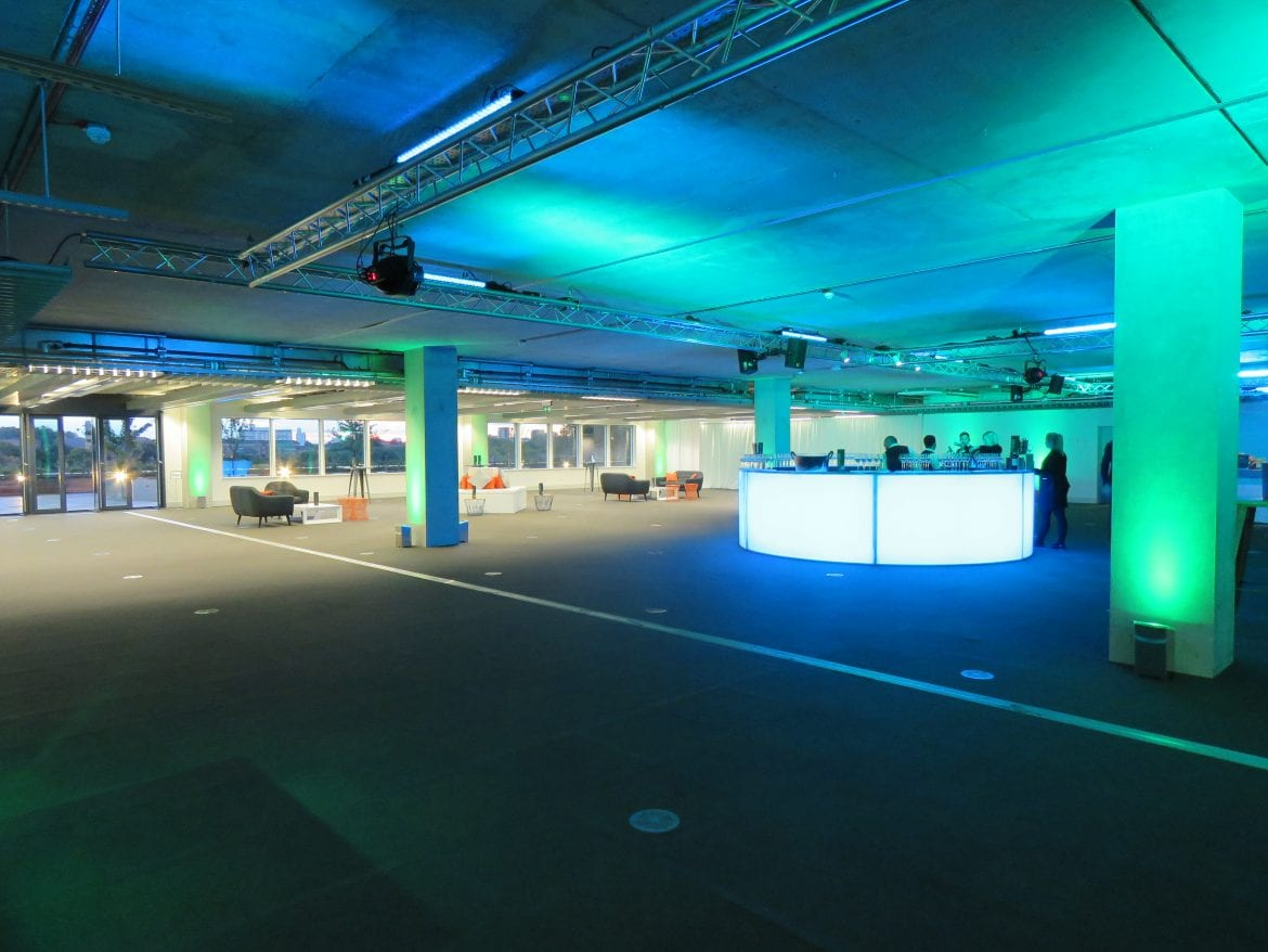 Smart Group takes on new venue in East in London