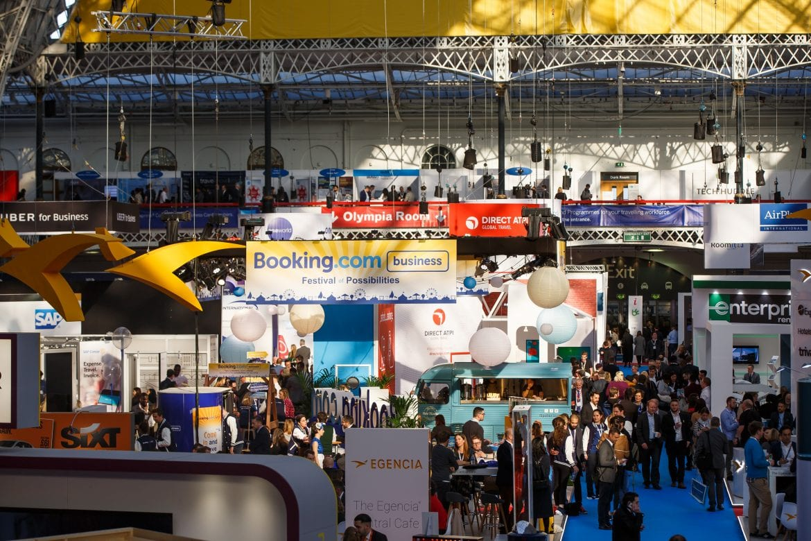 Record hosted buyer attendance for Business Travel Show