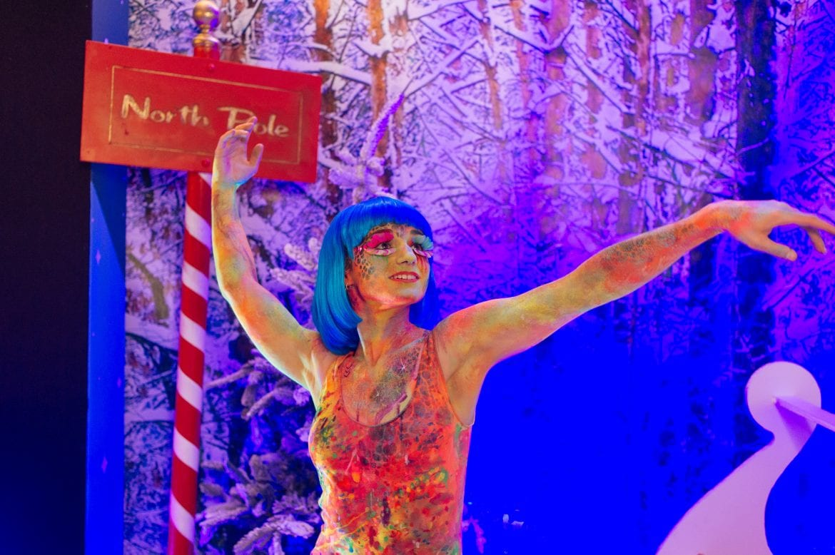 Record visitors for London Christmas Party Show