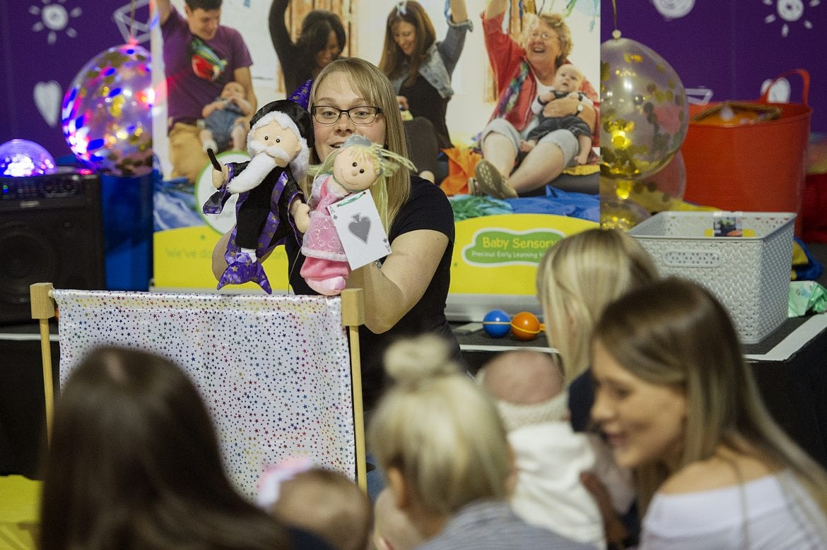 15,000 visitors for inaugural Scottish Baby & Toddler Show