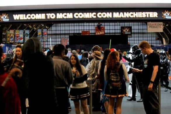 In pictures: MCM Comic Con Manchester 2018