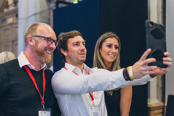 In pictures: the AEO conference 2018