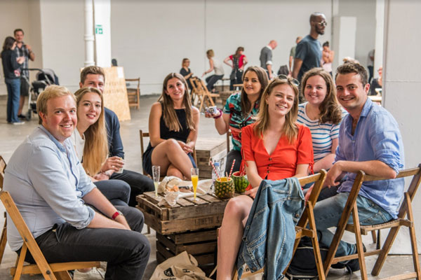 Building events from the ground up – London Brunch Fest