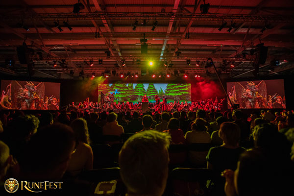 Video: RuneFest 2018 at Farnborough International
