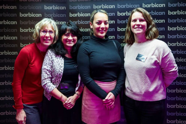 In pictures: Fabulously Barbican at the Barbican Business Centre