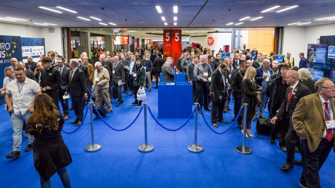Euro Bus Expo welcomes almost 9,000 visitors