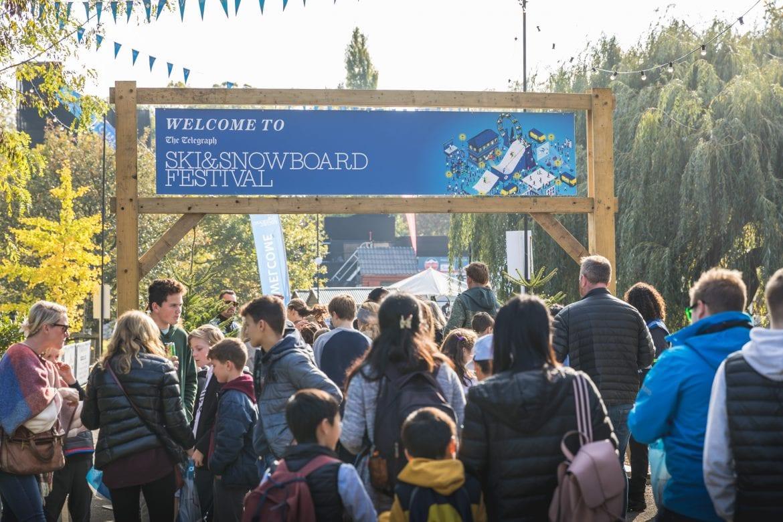 24% visitor rise for Telegraph Ski & Snowboard Festival