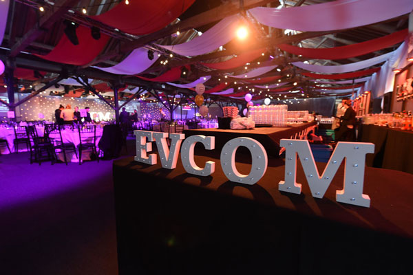 In pictures: the 2018 EVCOM industry awards