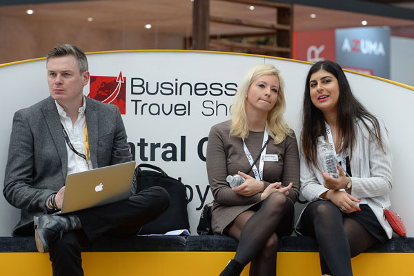 In pictures: The Business Travel Show