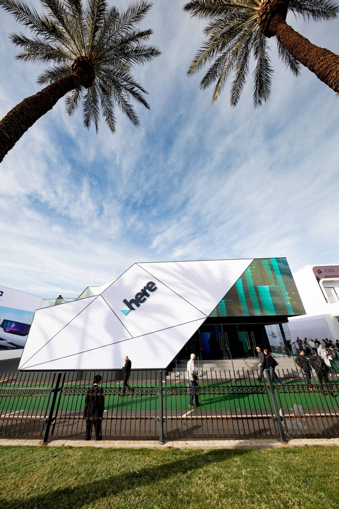 Case study: Jack Morton and HERE at CES