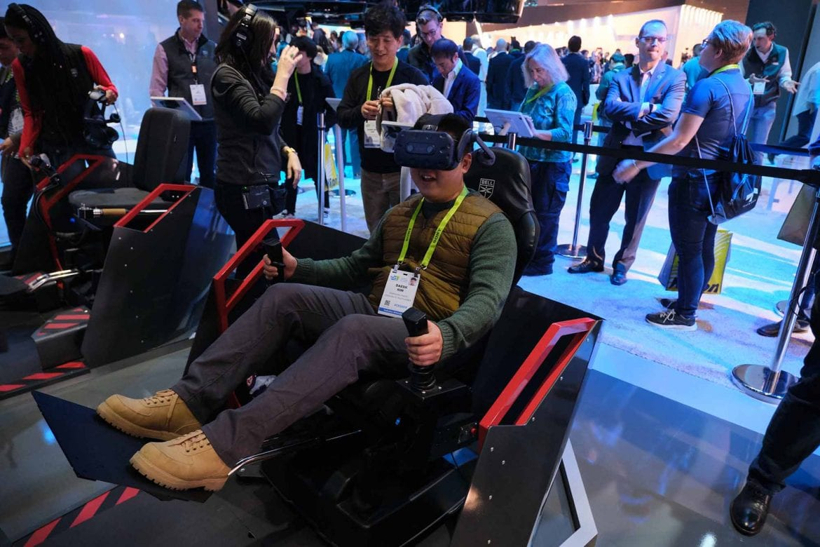 Case study: GES and Bell at CES