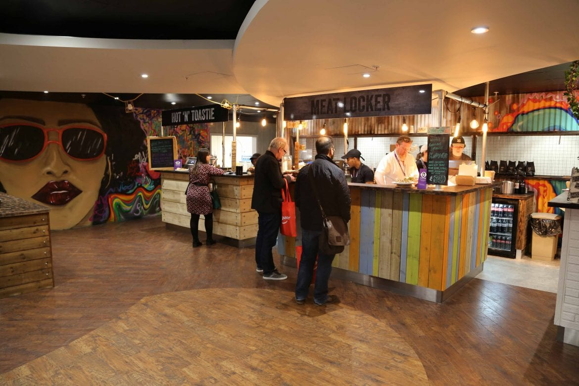 Str(EAT) Kitchen launches at the NEC