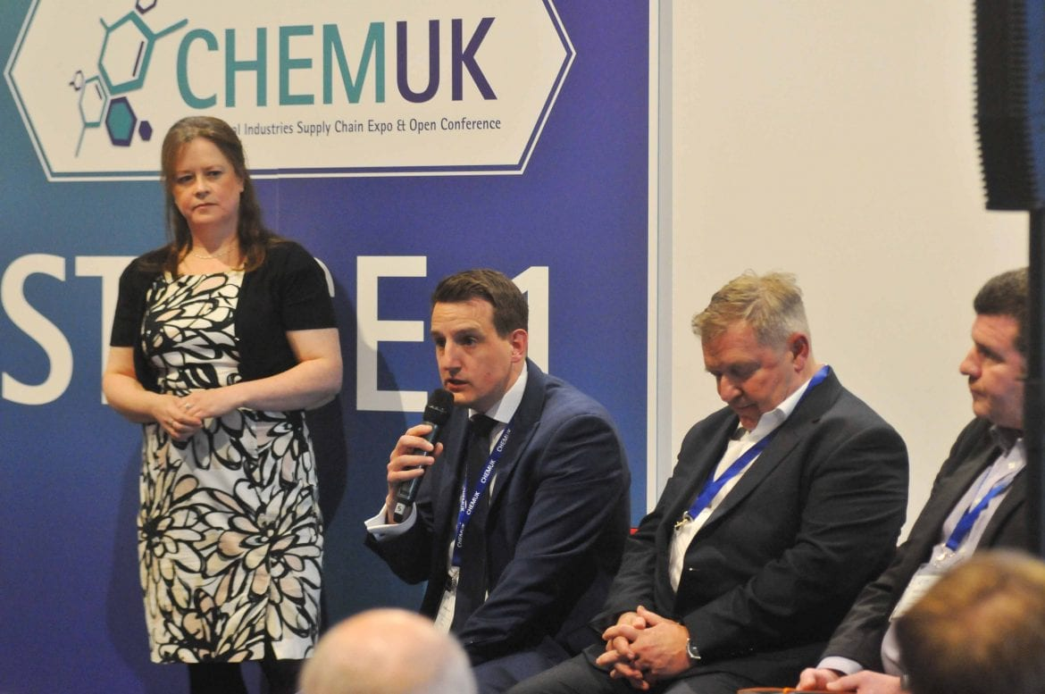 CHEMUK celebrates strong launch at Yorkshire Event Centre