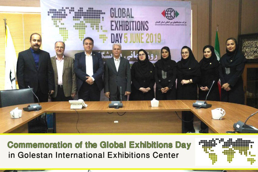 Global Exhibitions Day 2019 in pictures!