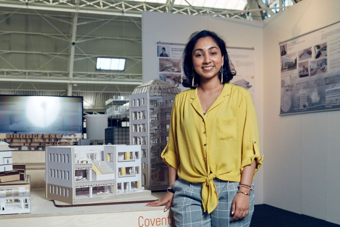 GES awards full-time job to winner of New Designers event