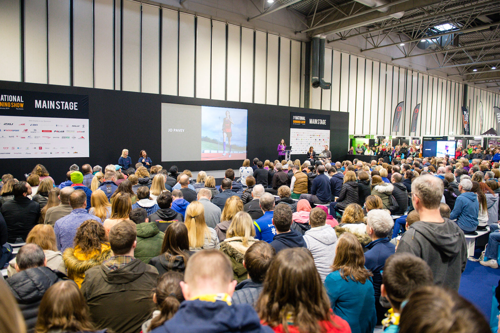 Line-up announced at UK's biggest independent running show