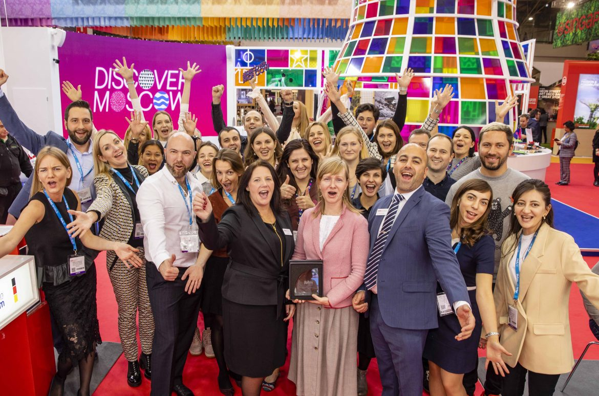 IBTM World 2019: in pictures
