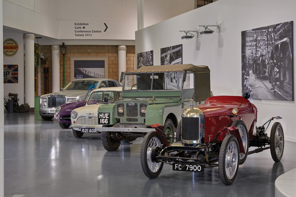 British Motor Museum announces events