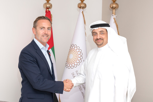Expo 2020 teams up with Informa