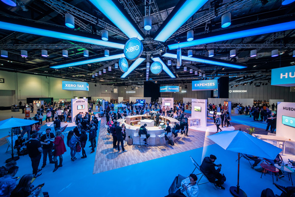 Lighting extravaganza at Xerocon London 2019