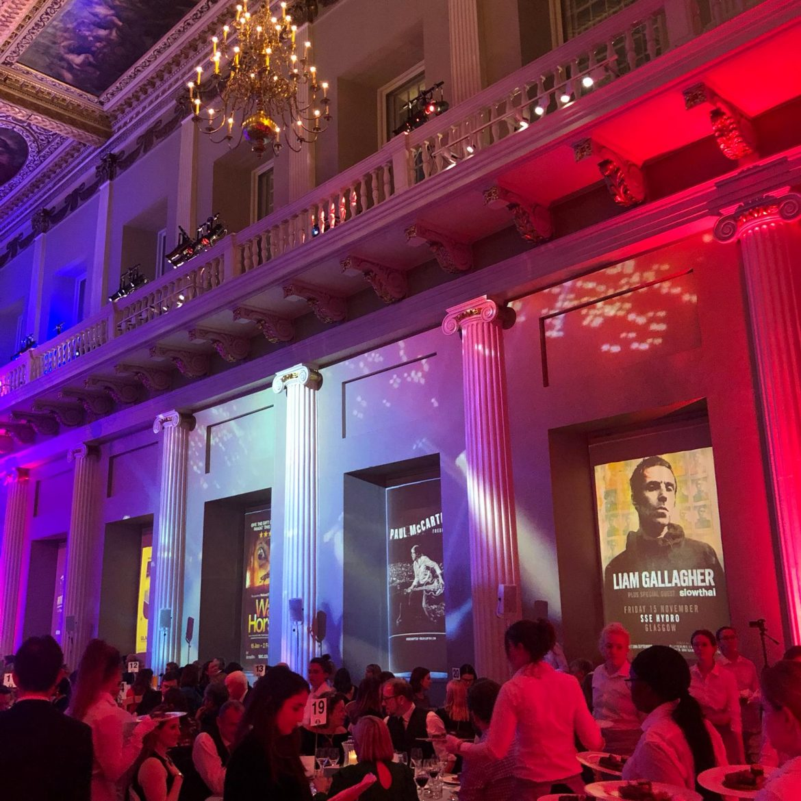 SEC's Burns supper, a night to remember…or not as the case may be