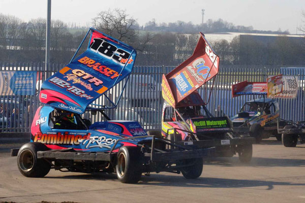 Motorsport With Attitude returns to East of England Arena