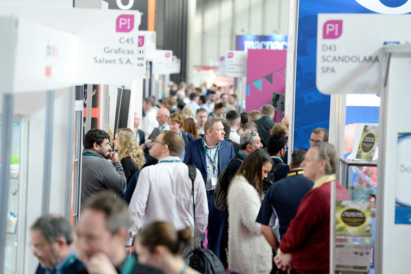 Packaging show unveils new interactive features