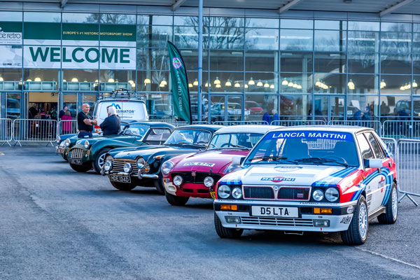 Historic motorsport show returns to NAEC Stoneleigh