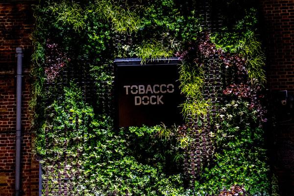 Tobacco Dock unveils 2020 Vision