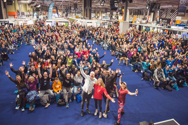 National Running Show sees 24k visitors