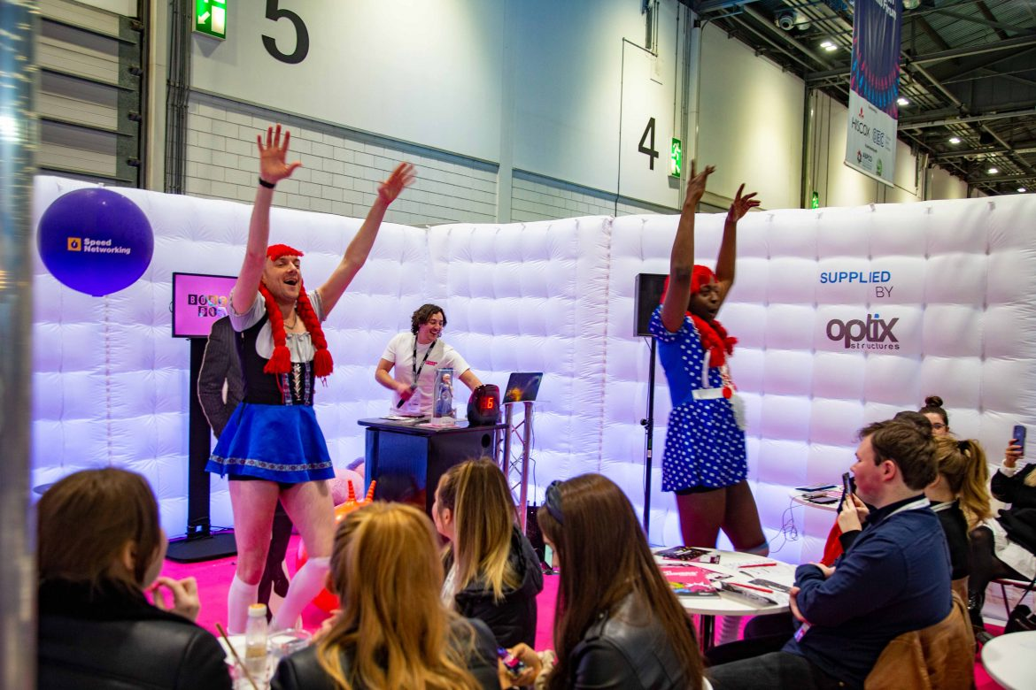 In pictures: International Confex 2020