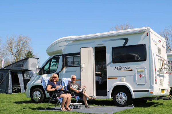 UK's largest outdoor motorhome show celebrates 30th year